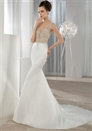 Demetrios Bridal 612