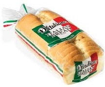 D'ITALIANO SLICED 675g LOAFBREADS