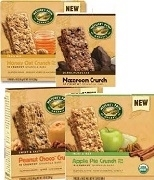 NATURES PATH ORGANIC CRUNCHY GRANOLA 5 BARS (12)