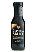 GUINNESS BBQ SAUCE MADE WITH REAL BEER (6)