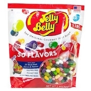 JELLY BELLY 50 FLAVORS 1.36KG (3 lbs)