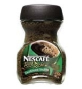 NESCAFE RICH DECAFFEINATED INSTANT 150g (12)