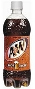 A & W ROOT BEER (24) 591ml