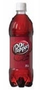 DR PEPPER DIET & REGULAR (24) 591ml