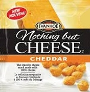 "IVANHOE ""NOTHING BUT CHEESE"" 235g BULK PACKS"