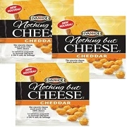 "IVANHOE ""NOTHING BUT CHEESE"" 12 X 235g PACKS/CASE"