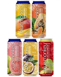 "DRY SODA COMPANY ""ALL NATURAL"" SPARKLING WATER (24)"