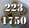 223 once fired brass cases for reloading