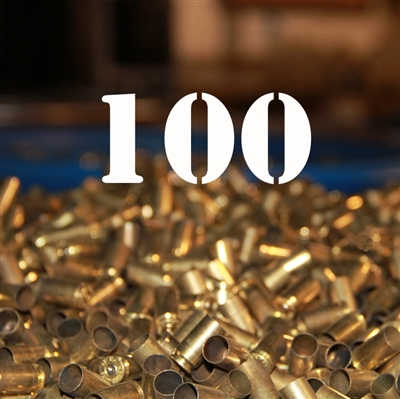 243 Win once fired brass cases for reloading