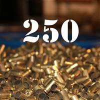 270 Win once fired brass cases for reloading