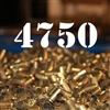 380 Auto once fired brass cases for reloading