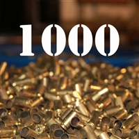 38 SPL once fired brass cases for reloading