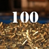 38 S&W once fired brass cases for reloading