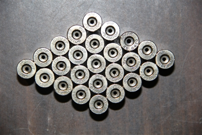 45 ACP Nickel Only once fired brass cases for reloading