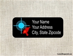 Address Label - Laser Tag