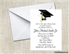 Graduation Announcement Party Invitation