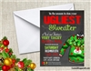 Ugliest Sweater Party Invitation