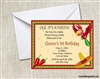 Cinco de Mayo Invitation - Fiesta Parrott