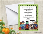 Halloween Invitation - Kids