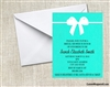 Bridal Shower Invitation - Tiffany