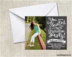 Graduation Announcement / Invitation - Photo 6