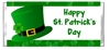 St. Patrick's Day Candy Wrapper - Leprechaun Hat
