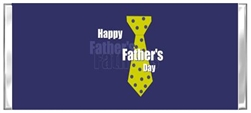 Father's Day Candy Wrapper - Necktie