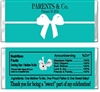 Baby Shower Candy Wrapper - Tiffany