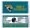 Jacksonville Jaguars Football Candy Wrapper Party Favor