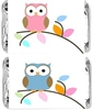 Baby Shower Mini Candy Wrapper - Owl
