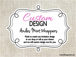 Custom Design Andes Mint Wrapper