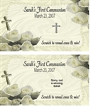 First Communion / Confirmation Scratch Off - Rosary & Roses