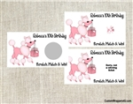 Pink Poodle Scratch Off Ticket