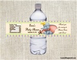 Dumbo water bottle labels birthday party favors, Dumbo baby shower, Dumbo birthday party