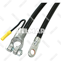 "04247<BR>BATTERY CABLES (BLACK 32"")"