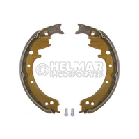 04476-30020-71<br>BRAKE SHOE SET (2 SHOES)