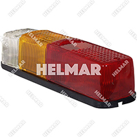 0515322900<br>REAR LAMP (12 VOLT)