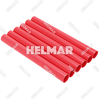 05405<br>SHRINKABLE TUBING (RED)