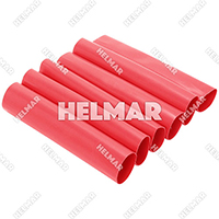 05407<br>SHRINKABLE TUBING (RED)