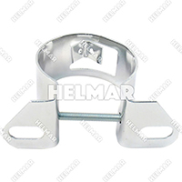 10002<br>BRACKET, CHROME