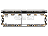 12-00005-E<br>LIGHTBAR (LED AMBER)