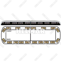 "12-20600-E<br>LIGHTBAR 48"" LED 12-24VDC"