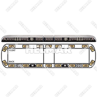 "12-20602-E<br>LIGHTBAR 54"" LED 12-24VDC"
