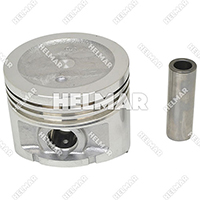 4969841<br> PISTON & PIN SET STD