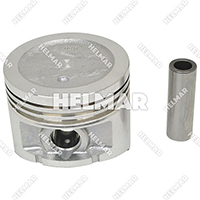 4969842<br> PISTON & PIN SET .50MM