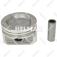 91H2000810<br>PISTON & PIN (.50MM)