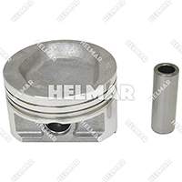 91H2000810-75<br>PISTON & PIN (.75MM)