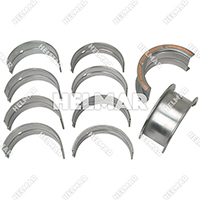 20801-07241<br>MAIN BEARING SET (50MM)
