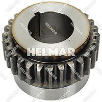 12351-L1100<br>SPROCKET, CHAIN (P.T.O.)
