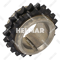 4942205<br>CRANKSHAFT GEAR